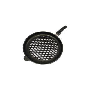 Barbecue grillpann AMT Gastroguss 432BBQEZ20B 1/4